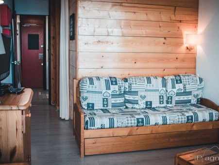 location appartement LA PLAGNE 26m2 319€