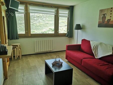 location appartement LA PLAGNE 26m2 289€