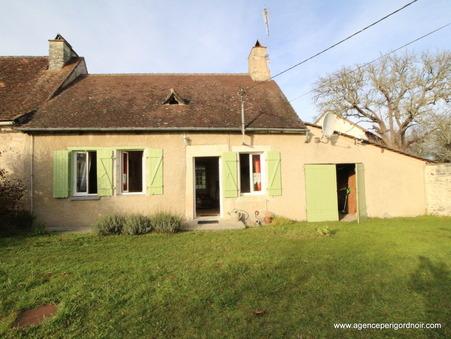 vente maison LIMEYRAT 55m2 105000€