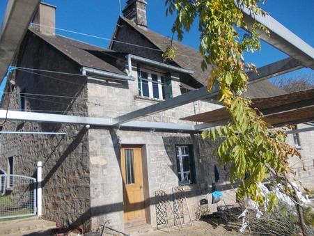 vente maison Ussel 74m2 144000€