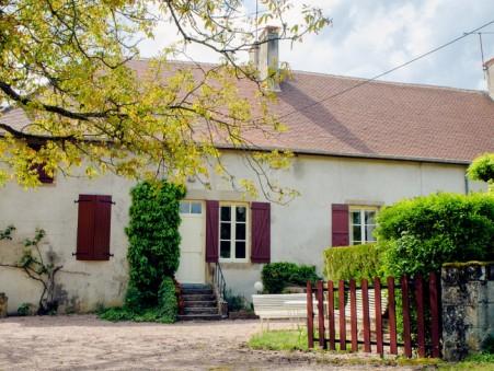 vente maison TOULON SUR ARROUX 199000 €