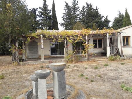 vente maison MILHAUD 90m2 147000€