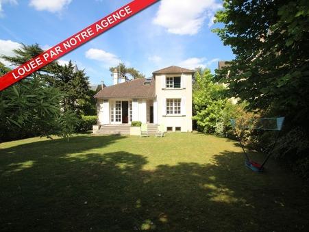 location maison LE VESINET 150m2 3600€