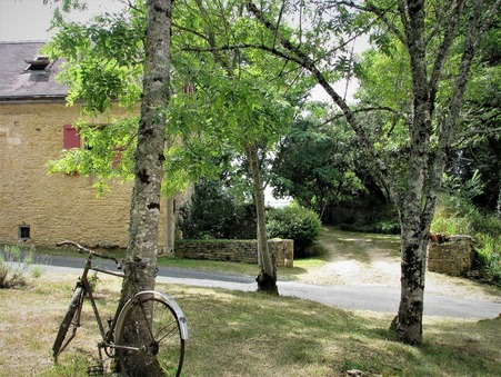 vente maison ST AMAND DE COLY 130m2 272800€