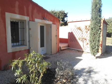 location appartement CHATEAUNEUF DE GADAGNE 30m2 495€