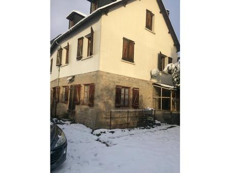 vente maison MEYMAC 120m2 72000€