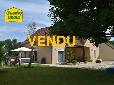 A vendre maison Marcilly sur tille 162 m²  270 000  €