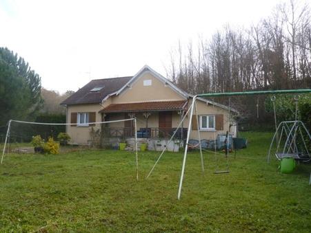 vente maison MARSAC SUR L'ISLE 133m2 172800€
