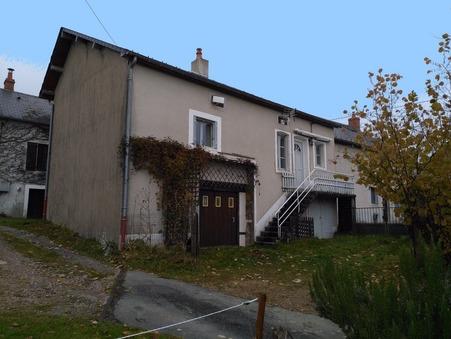 vente maison ST PRIX 70m2 45000€