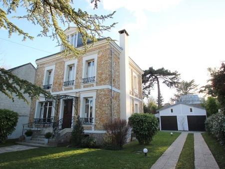 vente maison LE VESINET 160m2 0€