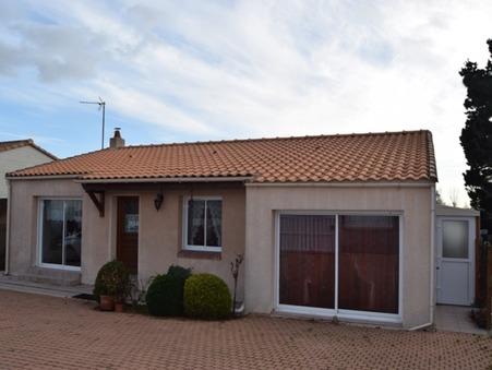 vente maison LES MOUTIERS EN RETZ 105m2 299500€