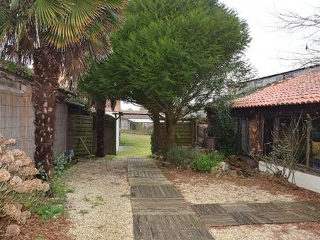 vente maison BOURGNEUF EN RETZ 210m2 192500€