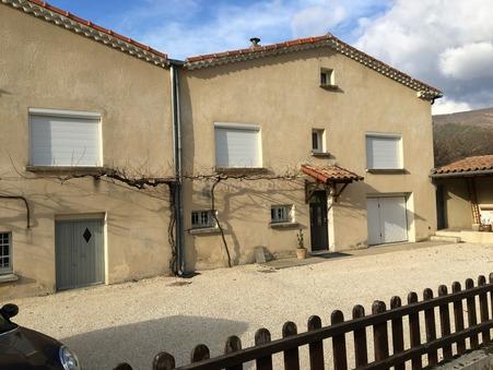 Vente maison LE POET LAVAL 80 m²  190 000  €
