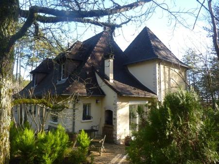vente maison TRELISSAC 220m2 350000€