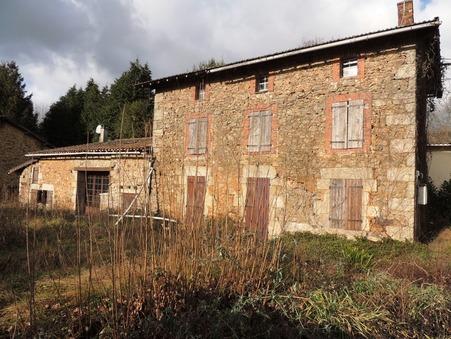 vente maison ORADOUR SUR GLANE 91000 €