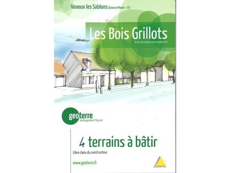 Vente Terrain VENEUX LES SABLONS Réf. VENEUX LOT 2 - Slide 1