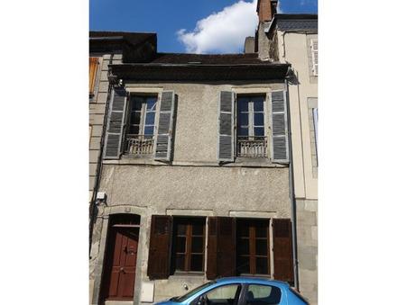 Vente Maison St yrieix la perche Réf. 10026 - Slide 1
