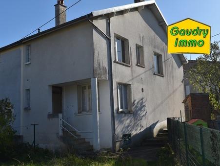 Achat maison VAUX SOUS AUBIGNY 100 m² 85 000  €