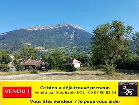 Vente terrain 125000 €  St Michel les Portes