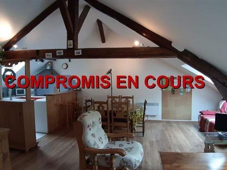 vente appartement EAUX BONNES 49m2 75000€