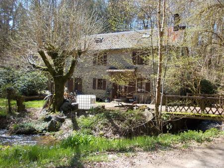 location maison Liginiac 122m2 460€