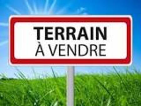 terrain  85000 €