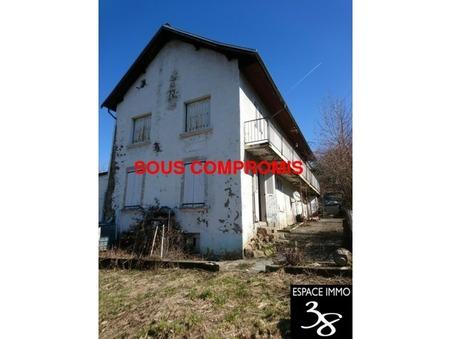 Vente Maison La motte d aveillans Réf. J.1448 - Slide 1