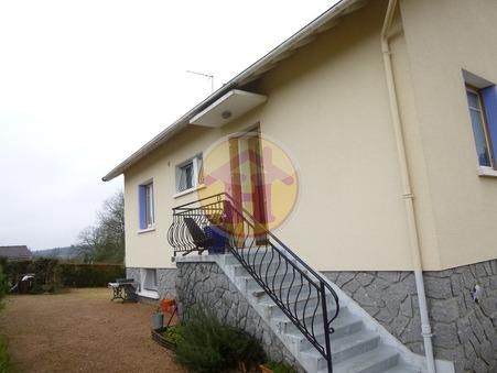 vente maison SAILLAT SUR VIENNE 123050 €