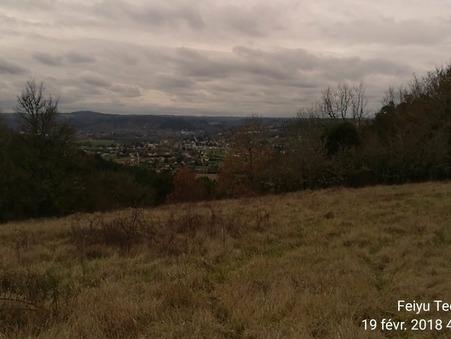 vente terrain CAMPAGNE 10200m2 70000€