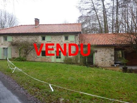 Vente Maison Saint-laurent-de-céris Réf. 1631-19 - Slide 1