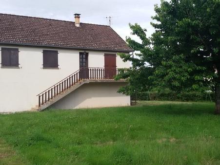 vente maison LA CELLE EN MORVAN 90m2 100000€