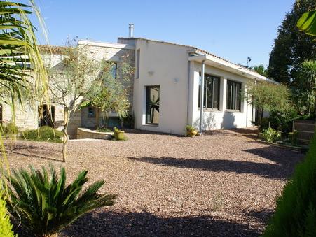 vente maison LUNEL 282.2m2 980000€