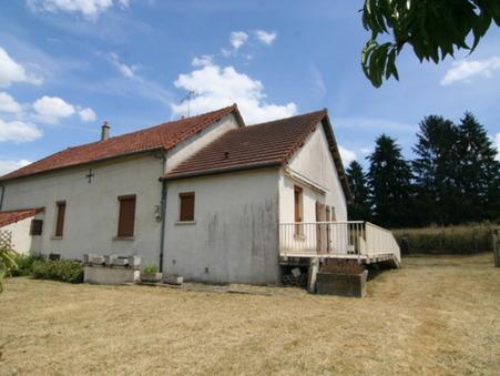 vente maison MONTARON 110m2 86500€