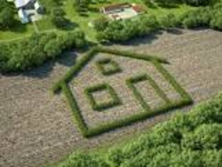 Vente terrain 39900 € Saintes