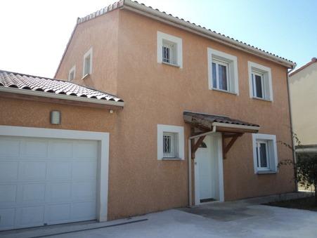 vente maison PORTES LES VALENCE 142m2 299000€