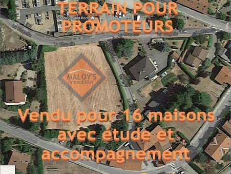 Vente Terrain LYON Réf. 1010 - Slide 1