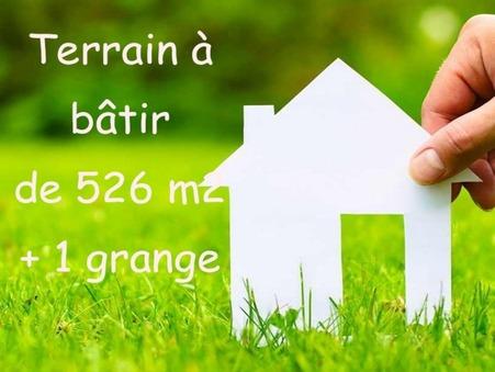 Vente terrain 39500 €  Bazoches sur Vesles