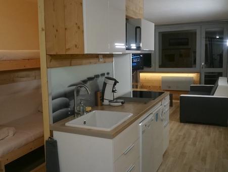 vente appartement LA PLAGNE 26m2 79500€