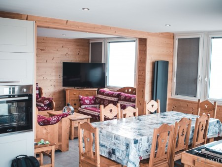 location appartement LA PLAGNE 78m2 840€