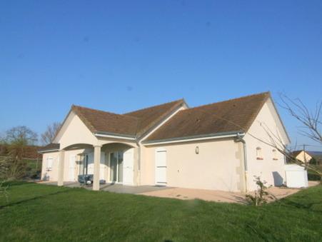vente maison BOURBON LANCY 121m2 252000€