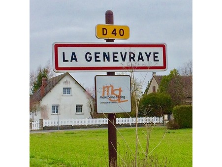 Vente Terrain LA GENEVRAYE Réf. LA GENEVRAYE LOT 9 - Slide 1