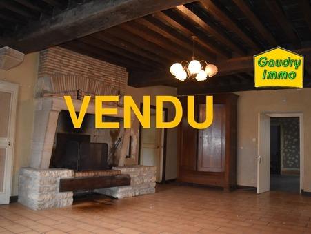 A vendre maison BEZE 108 m² 39 000  €
