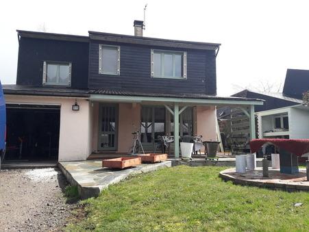 vente maison USSEL 0m2 123300€
