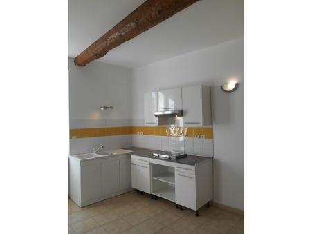 location appartement CHATEAUNEUF DE GADAGNE 53m2 500€