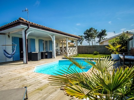 Vente Maison BIGANOS Réf. 1065 - Slide 1