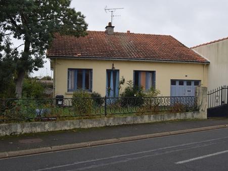 vente maison BOURGNEUF EN RETZ 159500 €