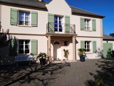 vente maison BOURBON LANCY 232m2 313000€