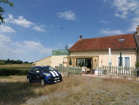 vente maison CHIDDES 105m2 95000€