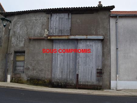 vente maison BOURGNEUF EN RETZ 160m2 56000€