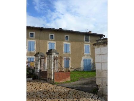 Vente Maison Roumazieres loubert Réf. 1648-19 - Slide 1